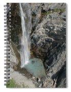 Bear Creek Falls Spiral Notebook