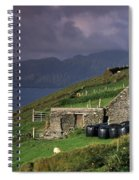 Beara Peninsula, County Cork, Ireland Spiral Notebook