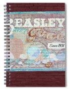 Beasley Produce Since 1931 Spiral Notebook