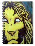 Beasts Of Burden Spiral Notebook