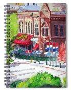 Beau Jo's Spiral Notebook