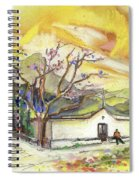 Beautiful Andalusia 01 Spiral Notebook