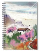 Beautiful Andalusia 03 Spiral Notebook