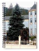 Beautiful Country Inn In Washington Spiral Notebook