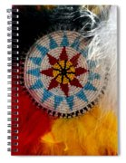 Beautiful Feathers Spiral Notebook