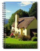 Beautiful Selworthy Spiral Notebook