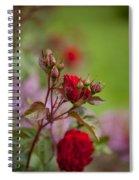 Beautiful Spring Spiral Notebook