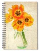 Beautiful Tulips Spiral Notebook