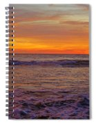 Beautiful Waves Spiral Notebook