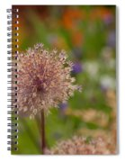 Beauty Clusters Spiral Notebook