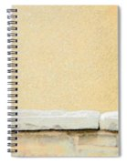 Beauty In Simplicity Spiral Notebook