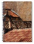 Beauty Of Dubrovnik 2 Spiral Notebook