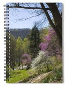 Beauty Of Spring Spiral Notebook