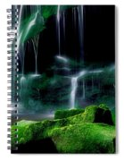 Beauty Of West Virginia Spiral Notebook