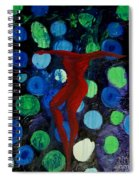 Becoming Whole Spiral Notebook