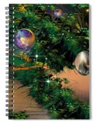 Bee Three Spiral Notebook