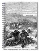 Beecher Island, 1868 Spiral Notebook