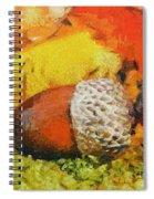 Beechnuts Spiral Notebook