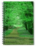 Beechwood Grove Spiral Notebook