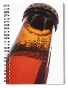 Beer Bottle Neck 2 F Spiral Notebook