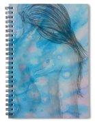 Before Bath Spiral Notebook