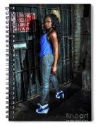 Bel11.0 Spiral Notebook