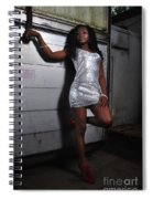 Bel8.0 Spiral Notebook
