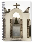 Bell Tower Spiral Notebook
