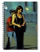 Bella Spiral Notebook