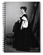 Belle Boyd (1844-1900) Spiral Notebook