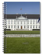 Bellevue Palace Berlin Spiral Notebook
