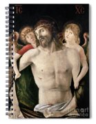Bellini: Pieta Spiral Notebook