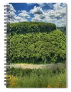 Bending Spiral Notebook