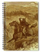 Benedict Arnold, American Traitor Spiral Notebook