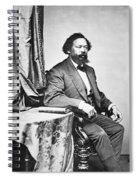 Benjamin S Turner Spiral Notebook