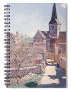 Bennecourt Spiral Notebook