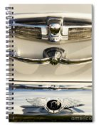 Bentley Details Spiral Notebook
