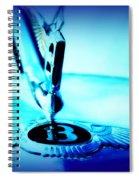 Bentley Hood Ornament Spiral Notebook
