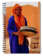 Berber  Spiral Notebook