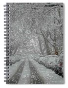 Berkeley Place Spiral Notebook