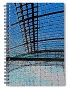 Berlin Central Station ...  Spiral Notebook