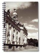 Berlin - Sanssouci Palace Spiral Notebook