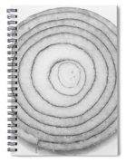 Bermuda Onion Spiral Bw Spiral Notebook