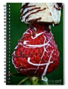 Berry Banana Kabob Spiral Notebook