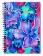 Berry Lilac Spiral Notebook