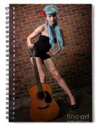 Bethykinns Angel 3.0 Spiral Notebook