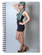 Bethykinns Angel 6.0 Spiral Notebook