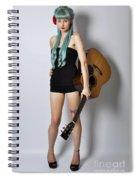 Bethykinns Angel 9.0 Spiral Notebook