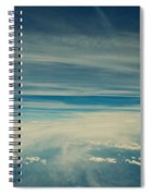 Between Earth And Sky Spiral Notebook