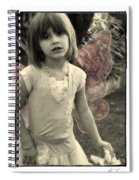 Between Worlds Spiral Notebook
